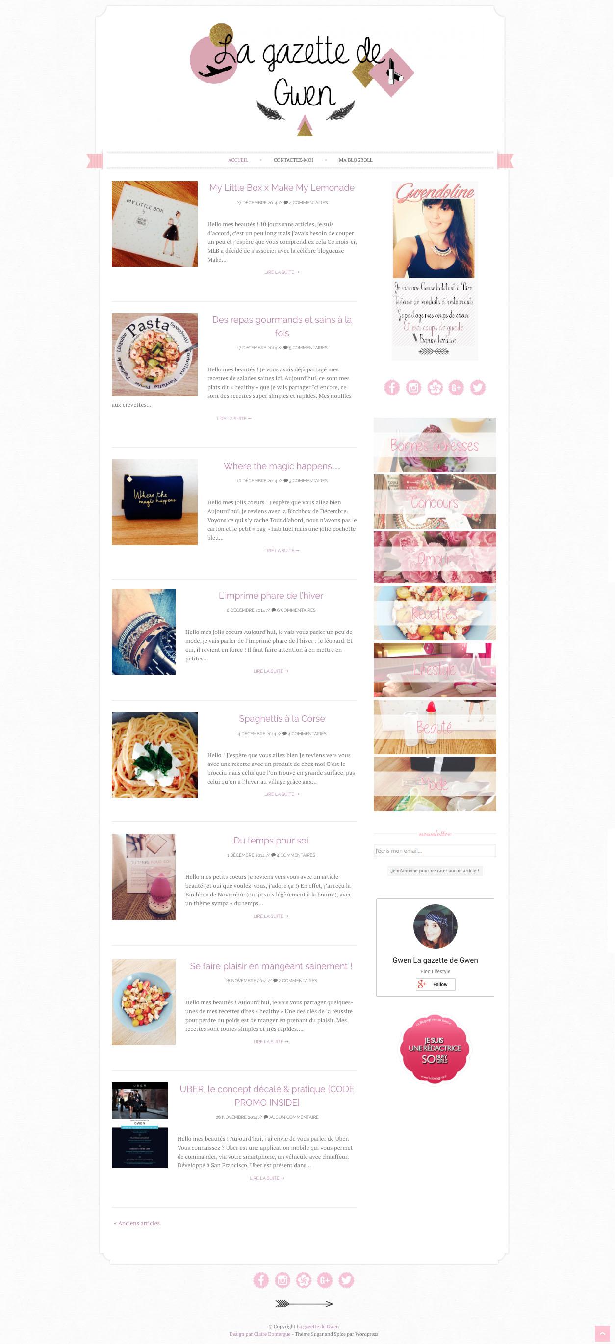Design_Lagazettedegwen1erpage