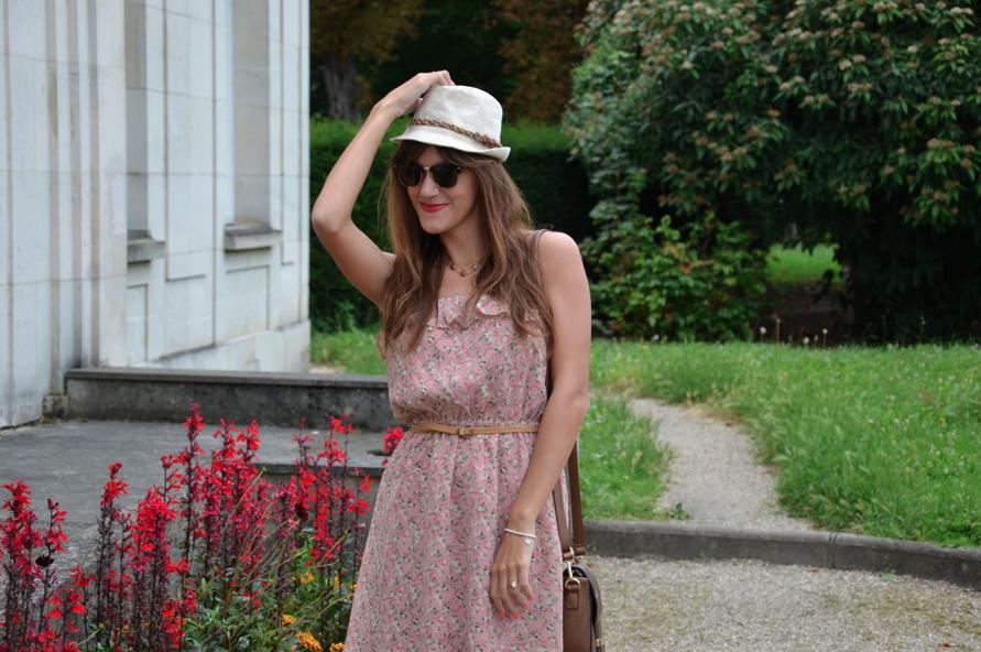 Tenue robe à fleurs Modz.fr 1