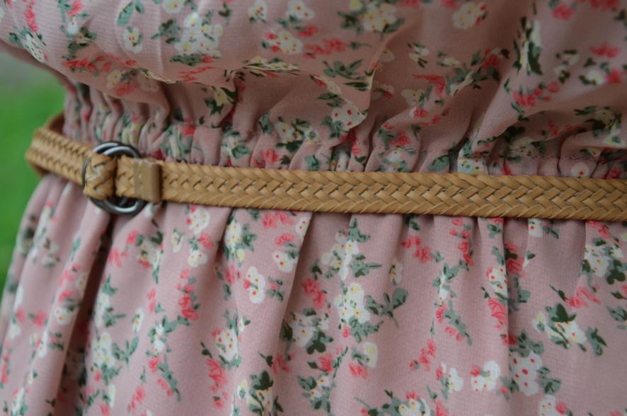 Tenue robe à fleurs Modz.fr 12