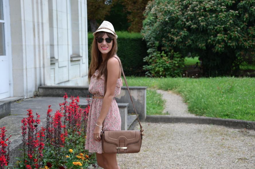 Tenue robe à fleurs Modz.fr 2