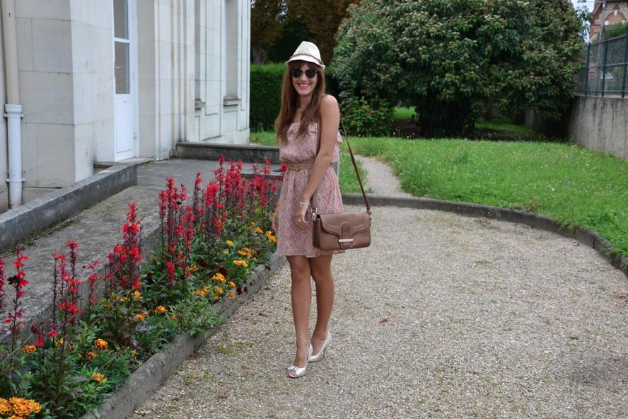 Tenue robe à fleurs Modz.fr 4