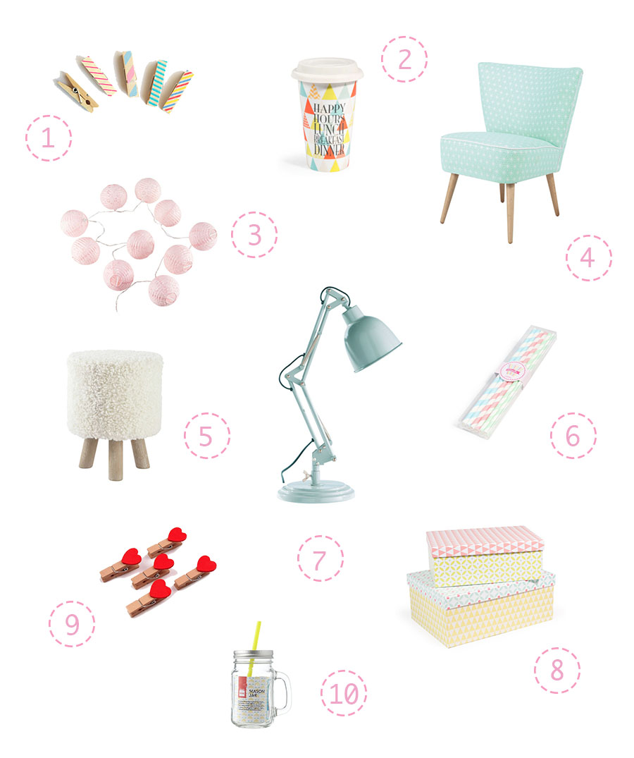 Wishlist-deco-pastel
