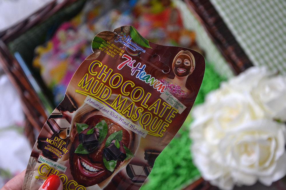 Masque chocolat visage Montagne Jeunesse