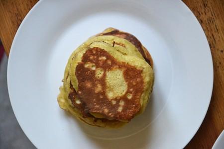MIAM : Recette pancakes à la banane