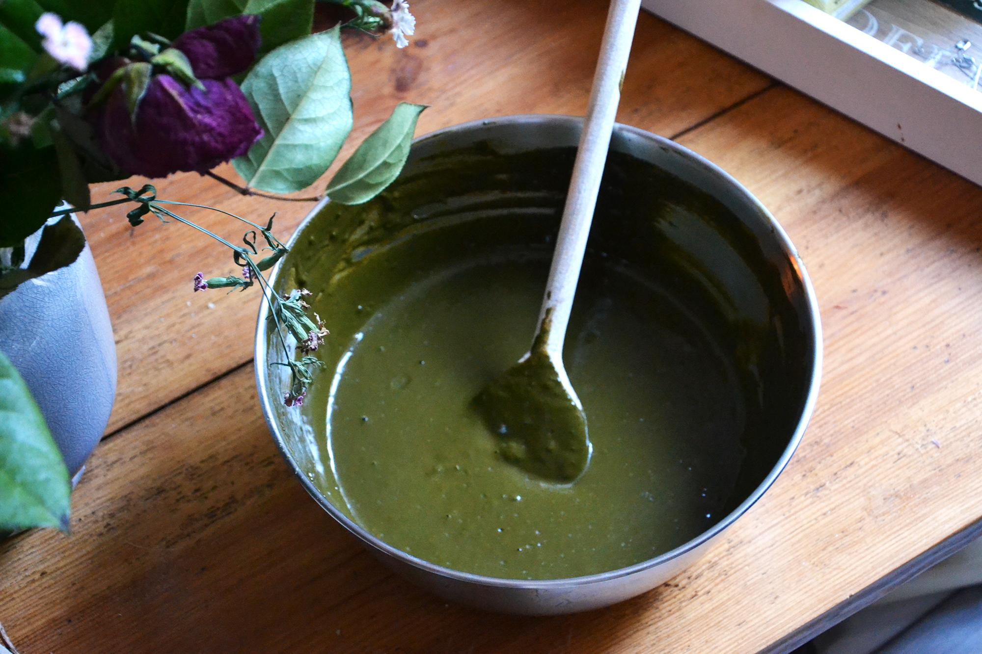 Coloration végétale naturelle à la maison