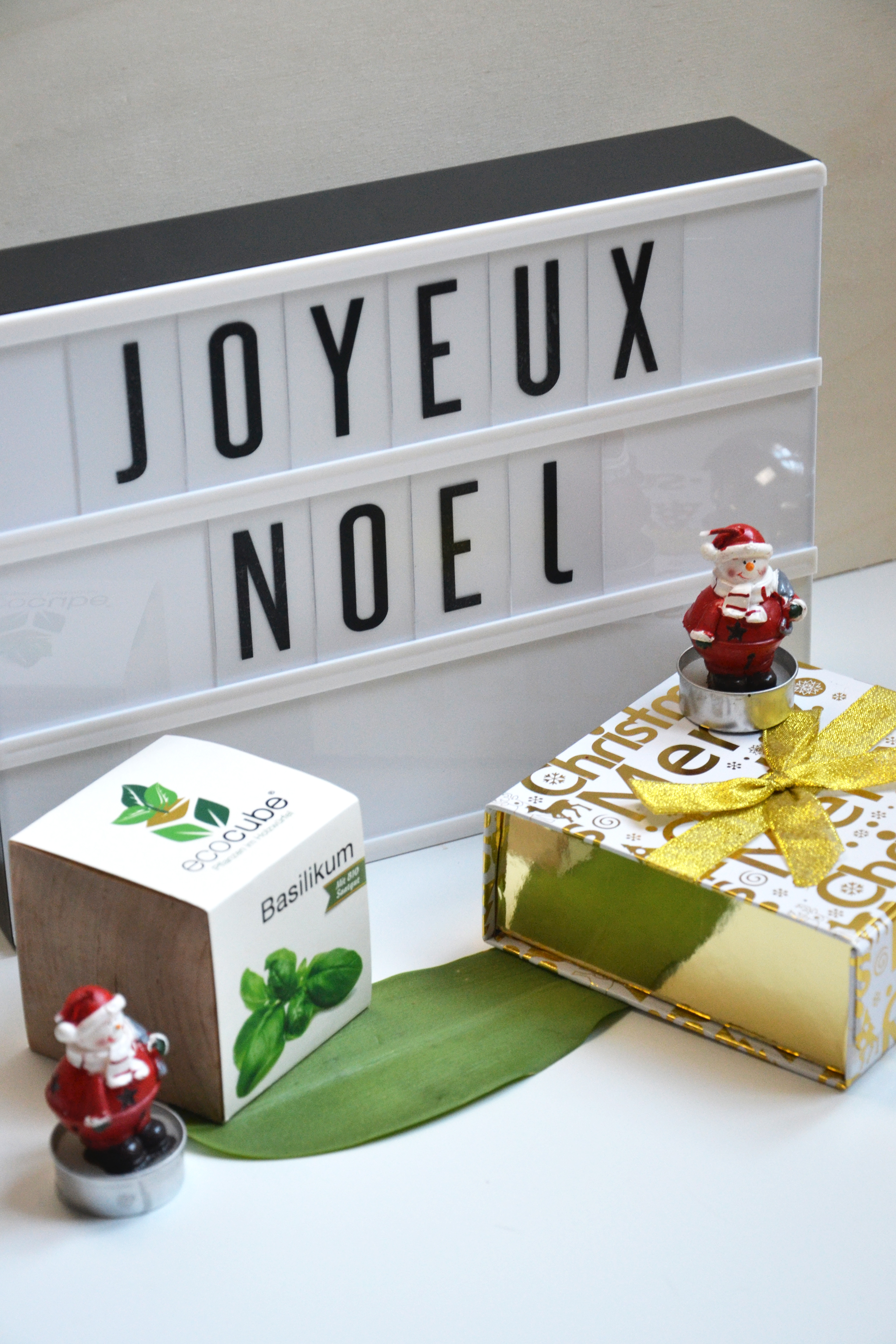 Decoration cadeau de noel