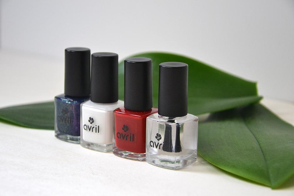 Vernis à ongles naturels - Avril Avis