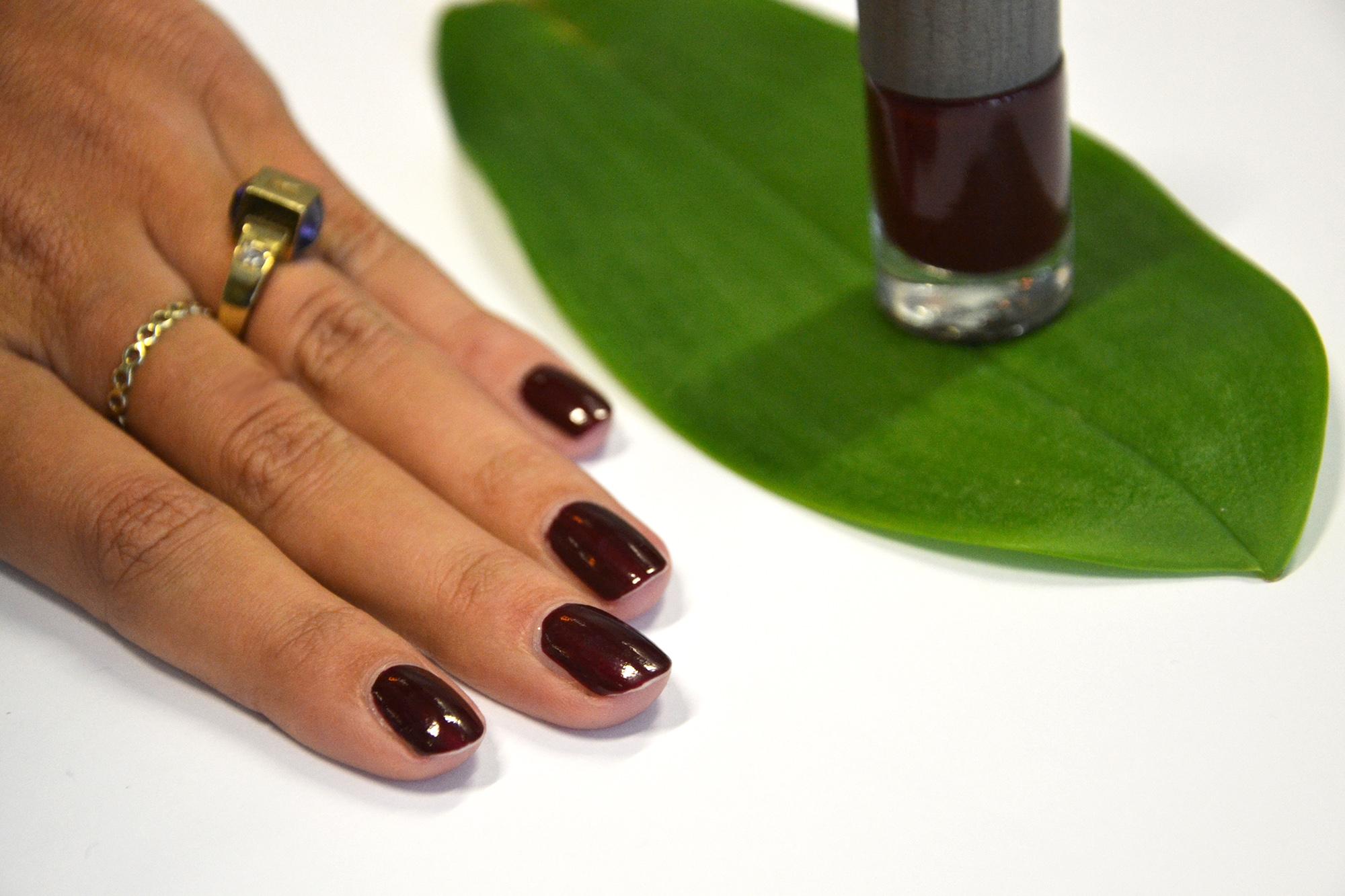 Vernis à ongles naturel - Boho Avis