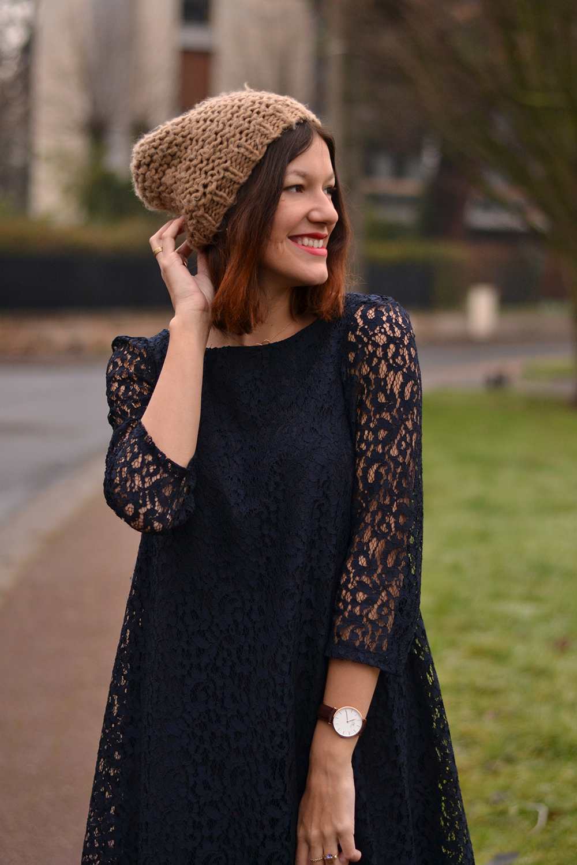 Inspiration mode : look manteau camel