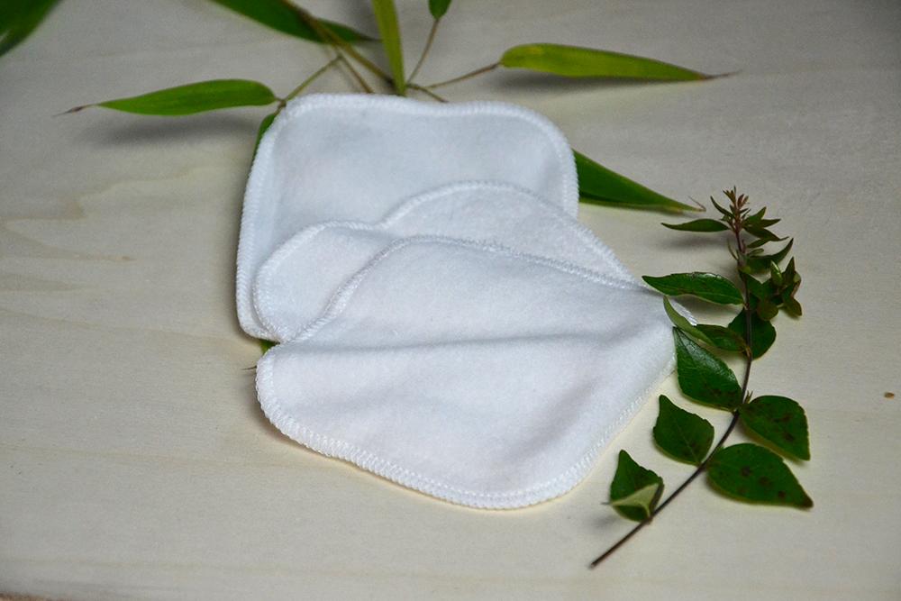 Zéro déchet : coton lavable