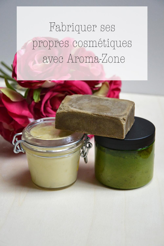 Atelier Aroma Zone : apprendre à faire ses propres cosmétiques