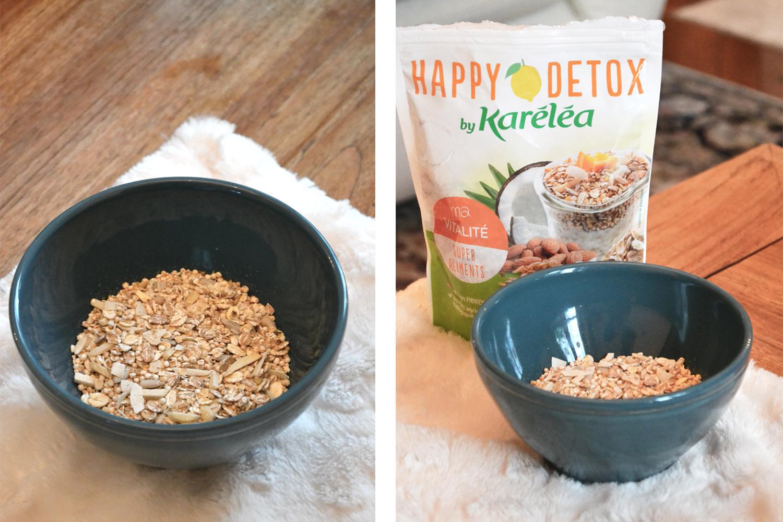 Detox de Printemps : manger des céréales