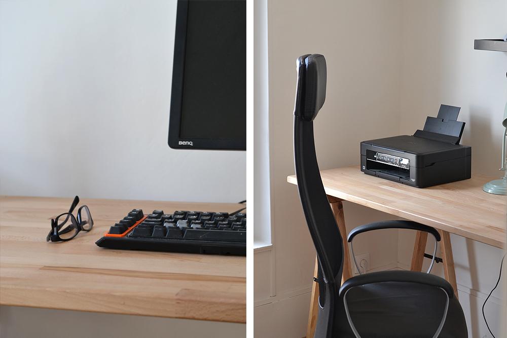 Avant / Après - Transformation du bureau