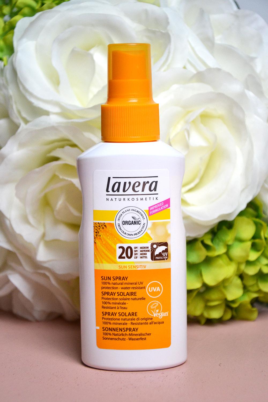 4 indispensables naturels pour l'été : la crème solaire Lavera