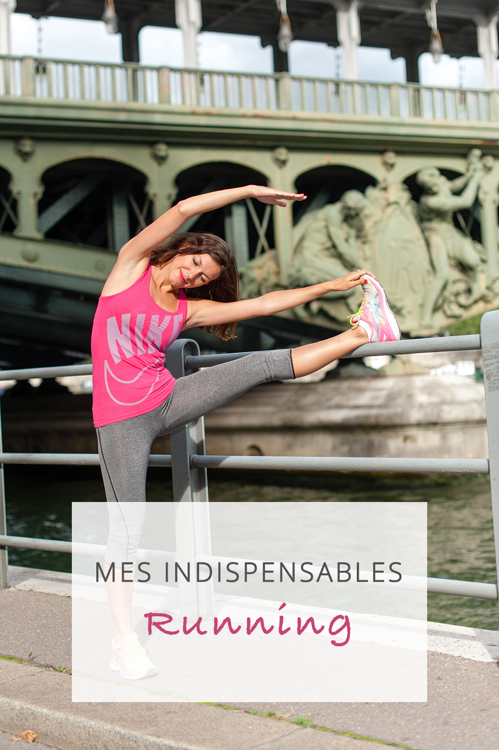 Mes indispensables running