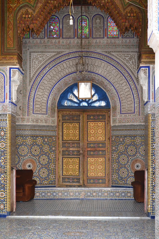 Visiter Fes en 3 jours - Palais El Glaoui