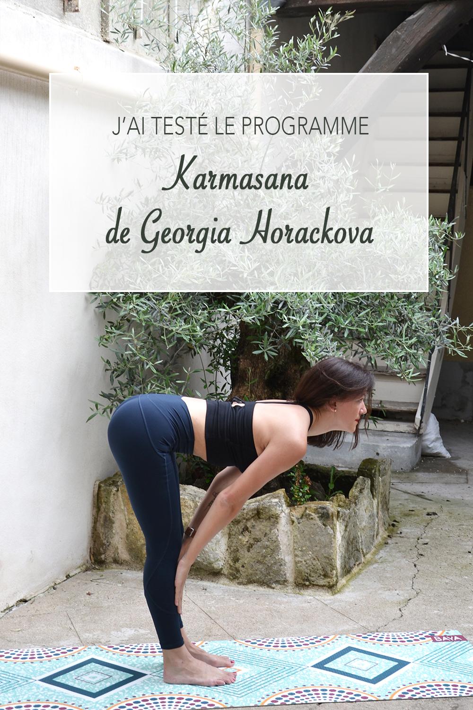 Programme Karmasana - Georgia