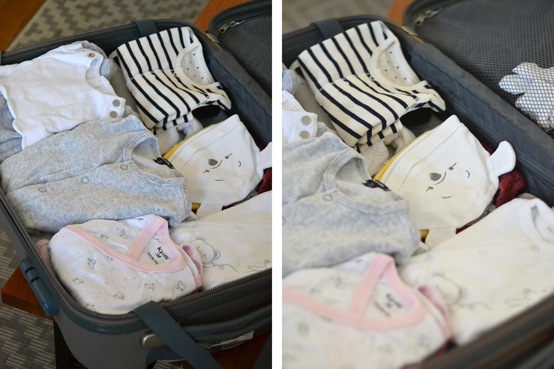 Quoi mettre dans sa valise de maternité ?