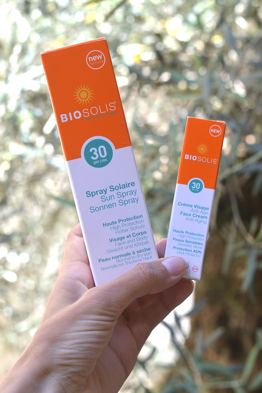 Crème solaire Bio - Biosolis