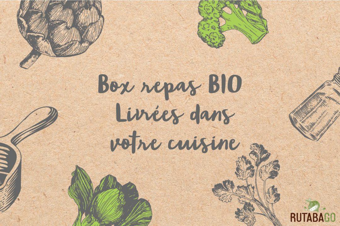 Rutabago - la box repas 100% Bio