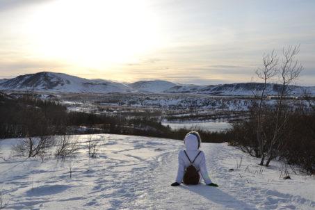 Road trip en Islande - Mont Esja