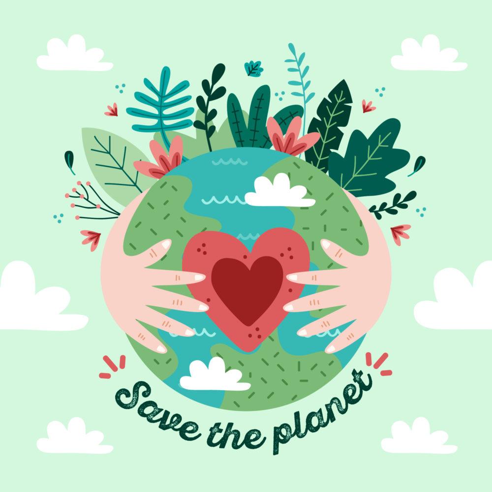 Préserver la planète - sensibiliser les enfants