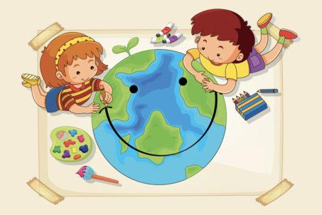 Idées de jeux sur l'écologie
