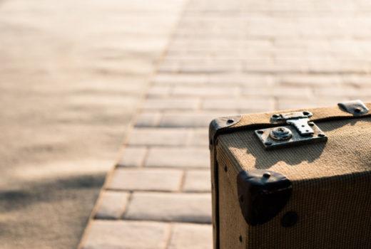 Valise éco-friendly pour partir en vacances