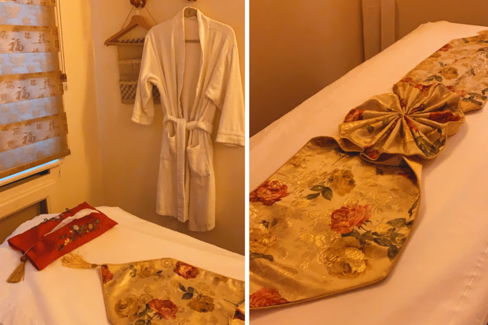 Mon avis - Massage Lanqi Spa
