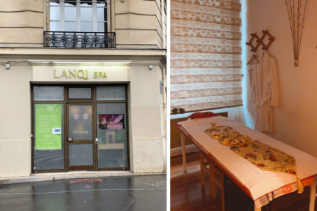 Lanqi Spa - Paris 7