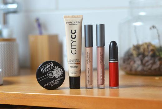 Maquillage Bio ou presque